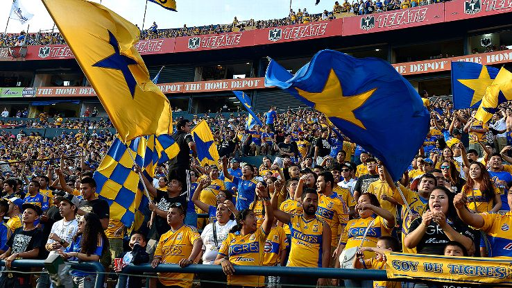 Sizable crowds are coming out to watch the thrilling conclusion to the 2015 Liga MX Clausura.