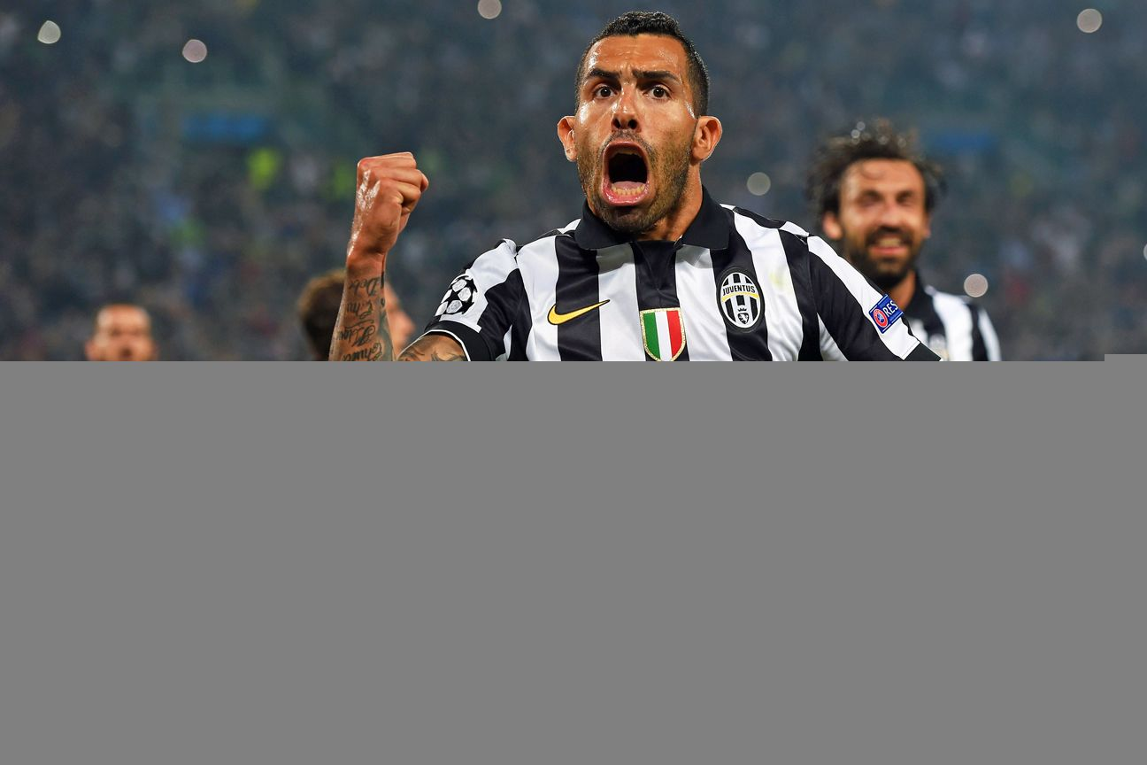 Juventus roared to victory over Real Madrid on Tuesday night thanks in large part to Carlos Tevez.