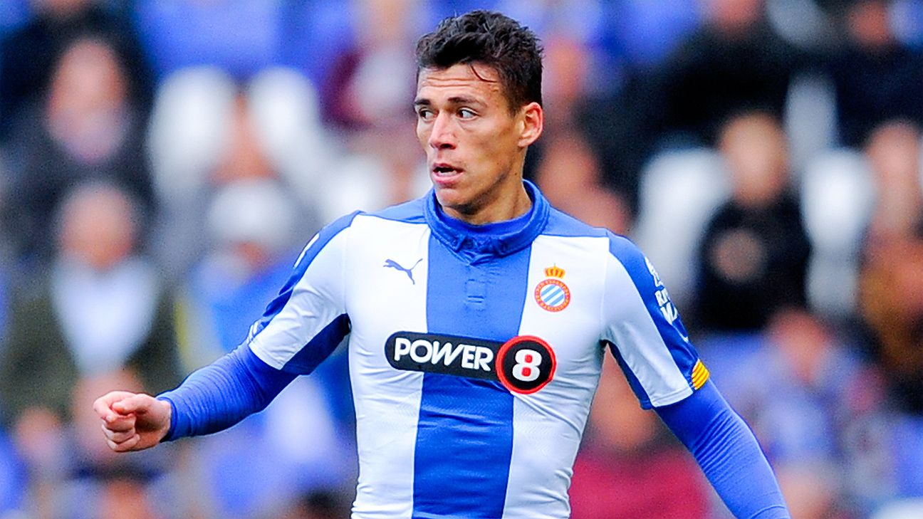 Mexico defender Hector Moreno has started the last six matches for Espanyol.