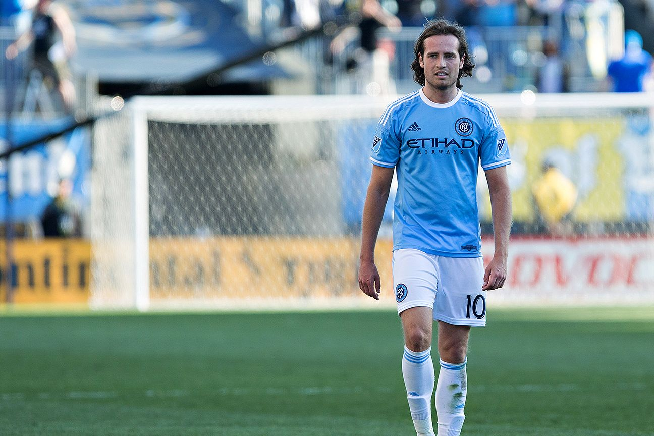 Mix Diskerud hints at NYCFC exit with poem on Instagram