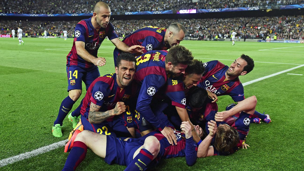 Lionel Messi's magic keeps Barcelona on top Power Rankings ...