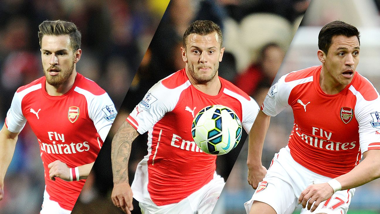 Can Arsenal take on step closer to second place in the Premier League table this weekend?