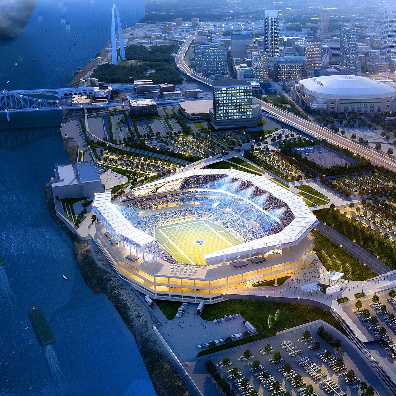 La Rams New Stadium: Examining The Candidates For The Next Round Of MLS