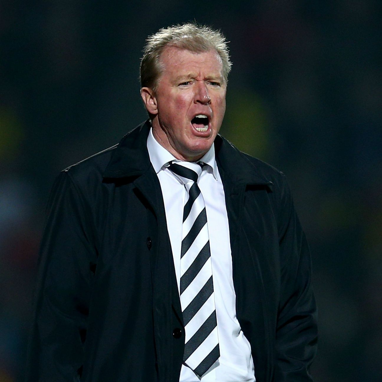 Steve McClaren's Newcastle can potentially widen the gap between themselves and the relegation zone with a win over Leicester.