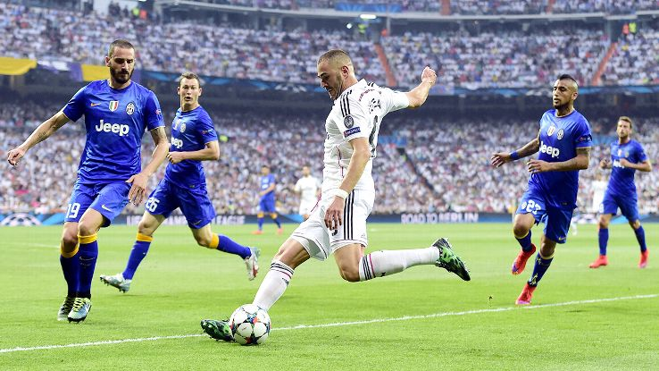 Real Madrid were boosted by Karim Benzema's return, but still fell short of reaching a second straight Champions League final.