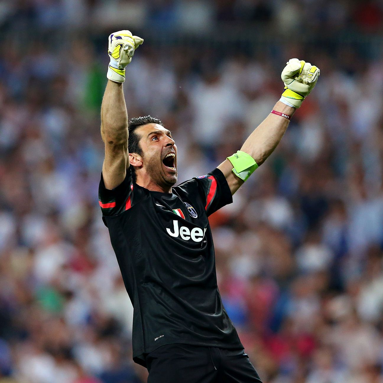 Should matters be settled with penalties, Gianluigi Buffon's experience would be a boost for Juventus.