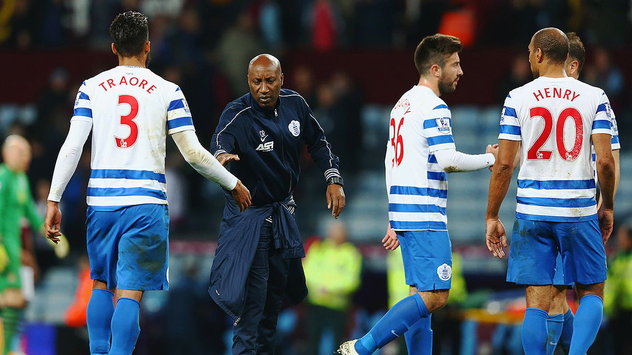 With relegation sealed, it will be interesting to see how much manager Chris Ramsey gets out of his QPR side the rest of the season.