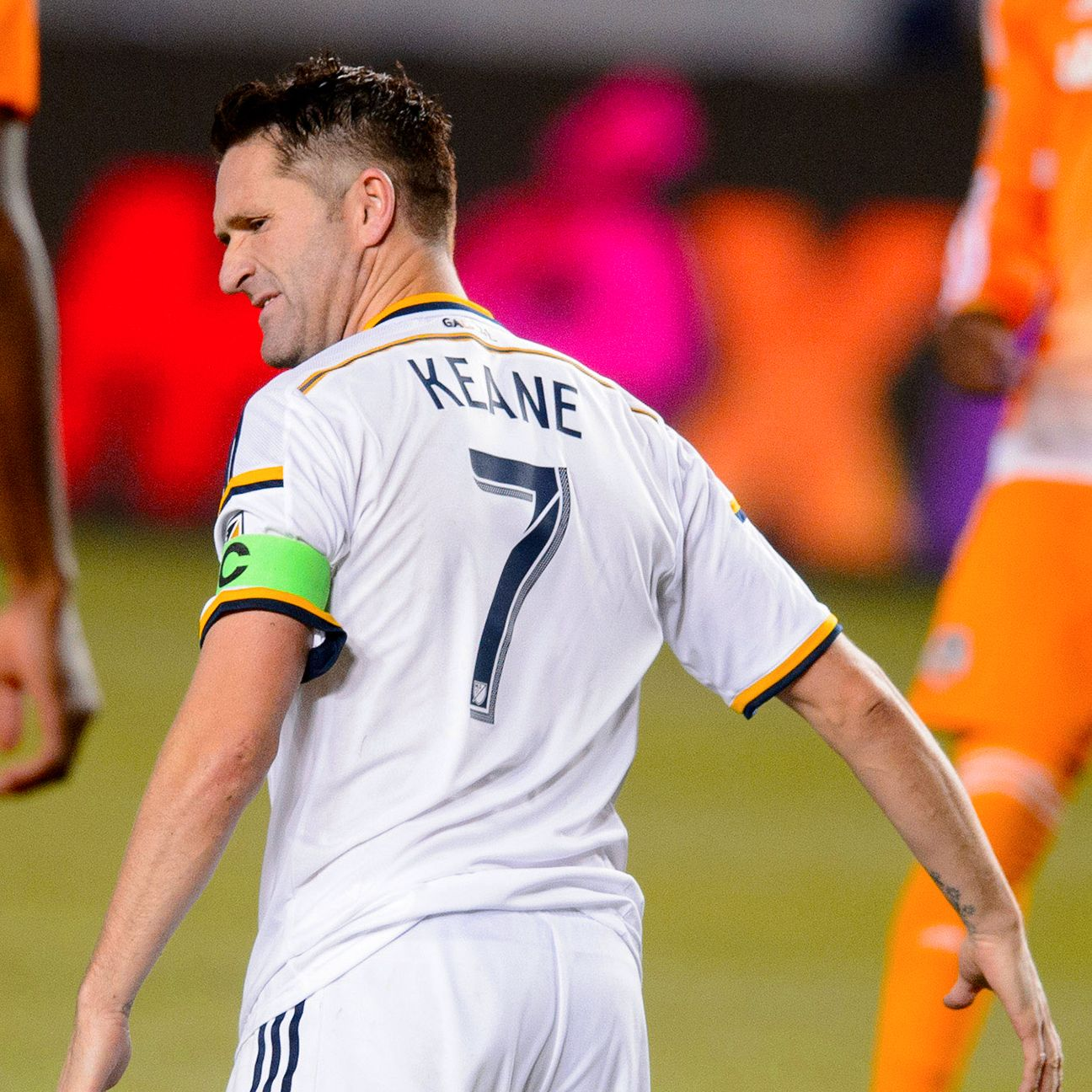 Injuries to key players like Robbie Keane have hampered the Galaxy's start.