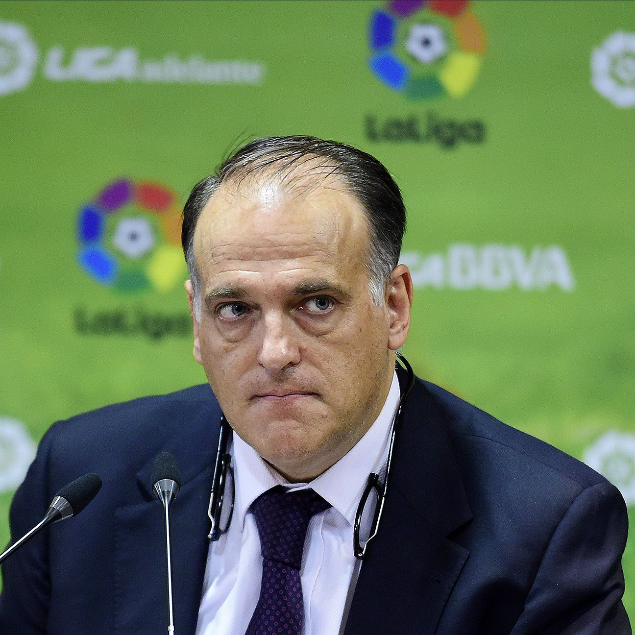 La Liga president Javier Tebas has not hidden his desire to have Christmas football become a permanent part of the Spanish calendar.