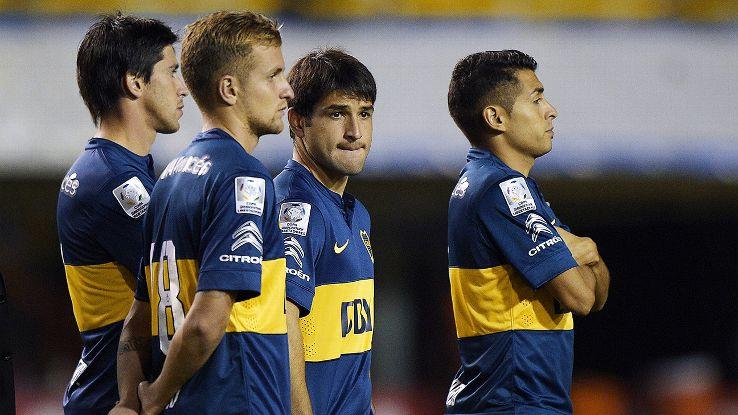 Boca Juniors' next four Copa Libertadores matches will be played behind closed doors.