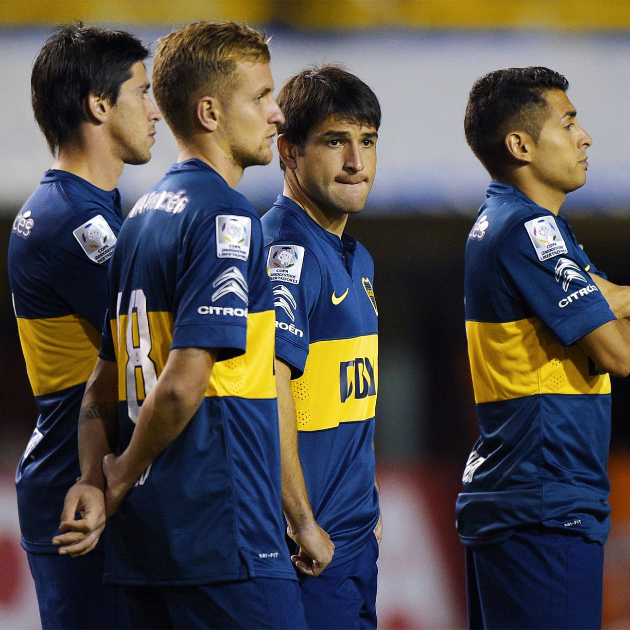 Boca Juniors' next four Copa Libertadores matches will be played behind closed doors.