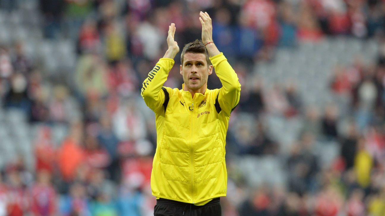Former Borussia Dortmund captain Sebastian Kehl