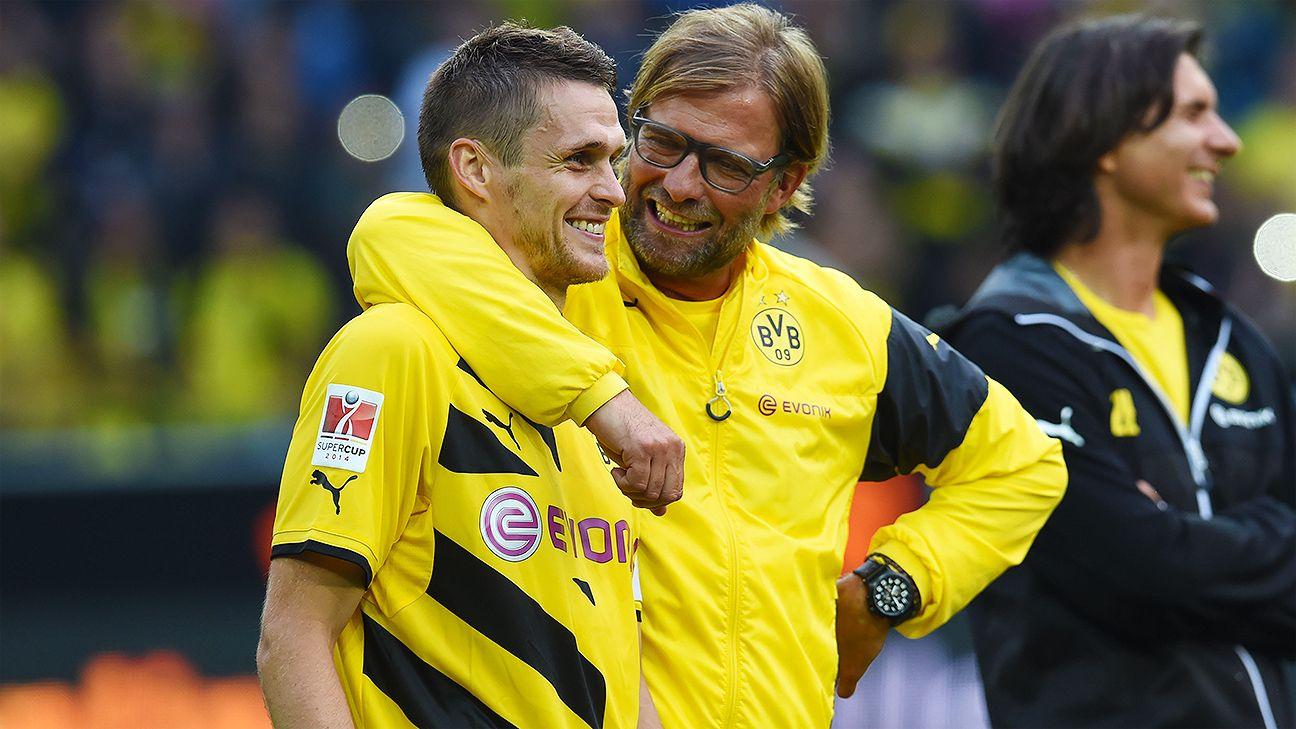 Sebastian Kehl and Jurgen Klopp will each bid farewell to the Westfalenstadion on Saturday when Dortmund host Werder Bremen.