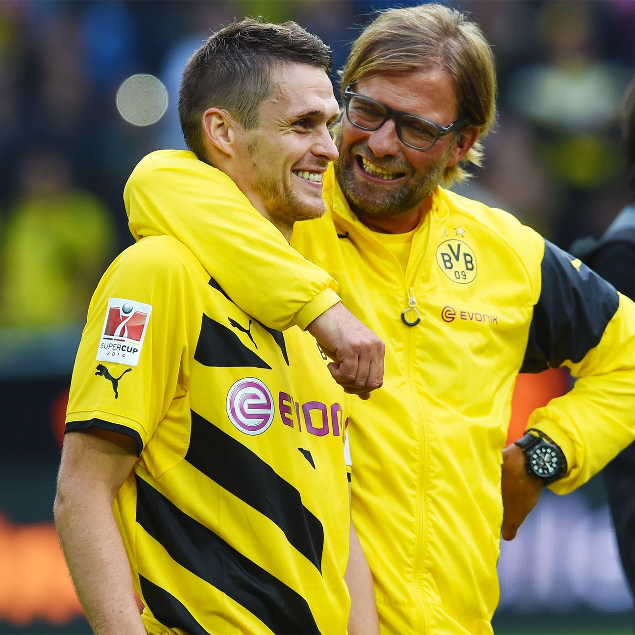 Sebastian Kehl and Jurgen Klopp will each bid farewell to the Westfalenstadion on Saturday when Dortmund host Werder Bremen.