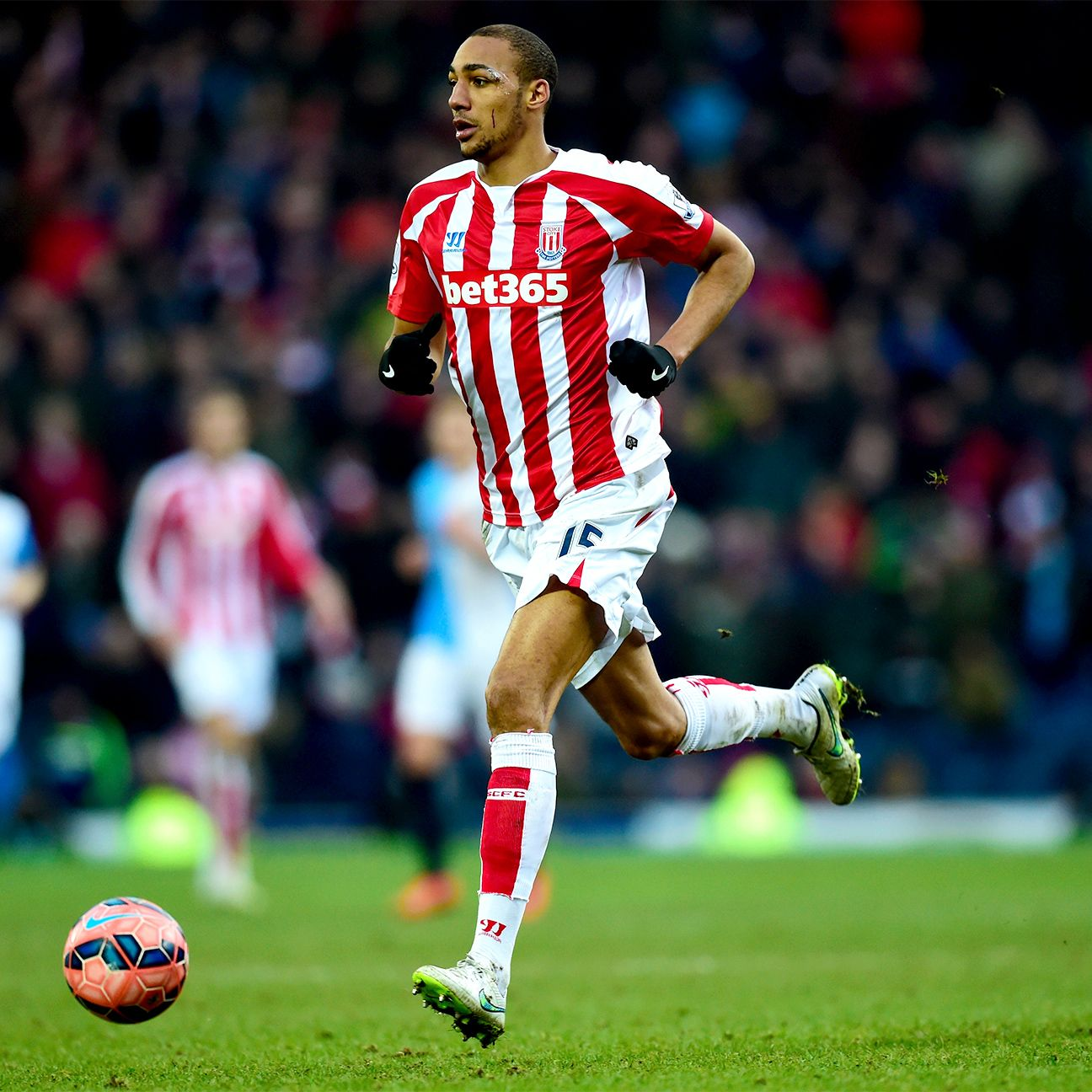 Steven N'Zonzi has been a mainstay in the Stoke starting XI since arriving in August 2012.