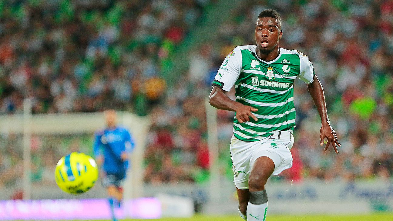 Djaniny Tavares has helped spark Santos Laguna to the Liga MX Liguilla semifinals.