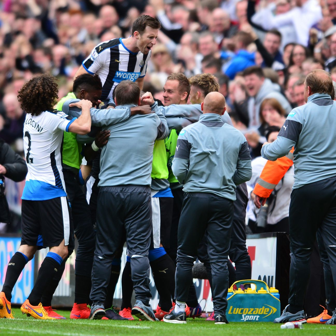 Newcastle achieved victory for the first time since February in Sunday's triumph over West Ham.