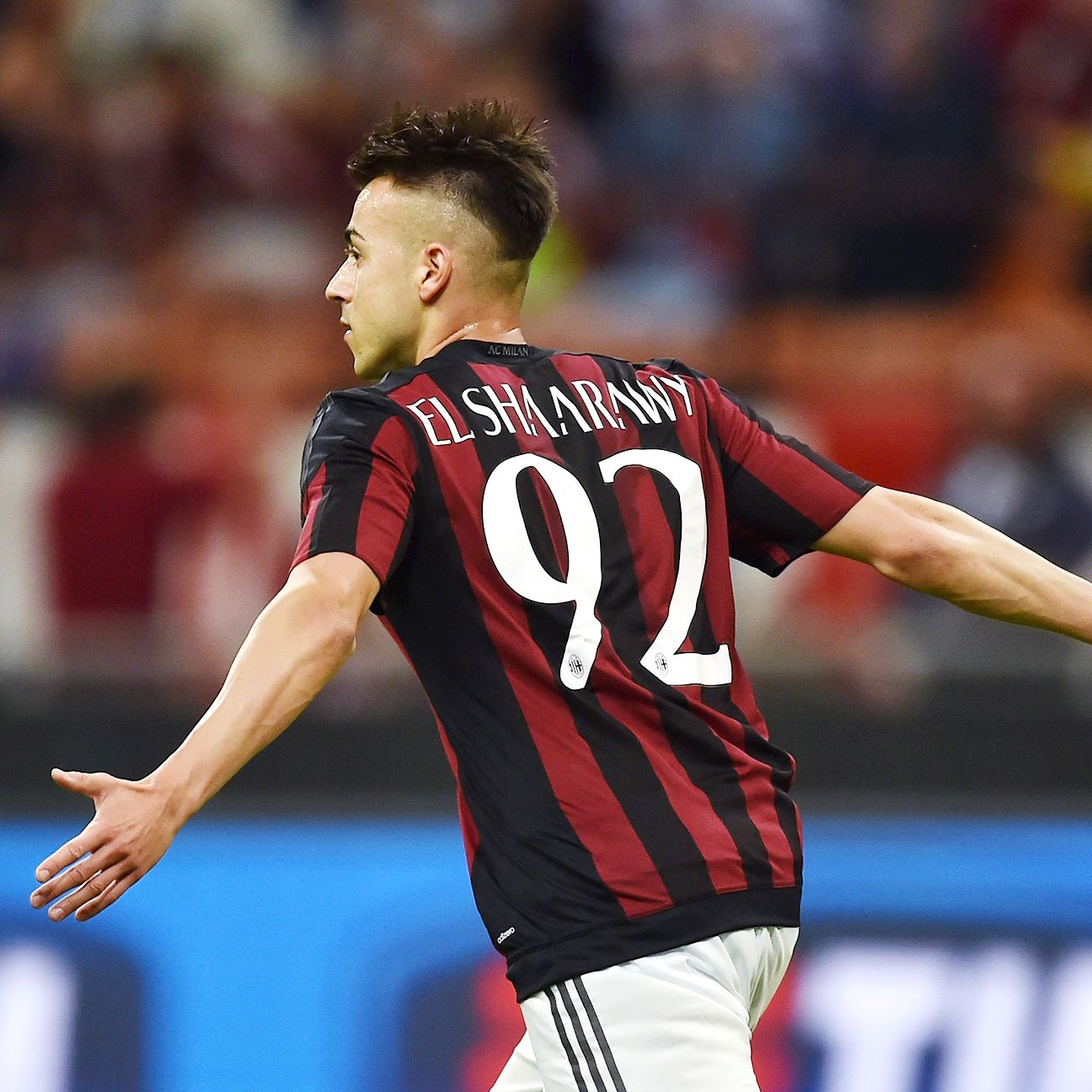 Stephan El Shaarawy's brace offers hope for better things in 2015-16 for Milan.