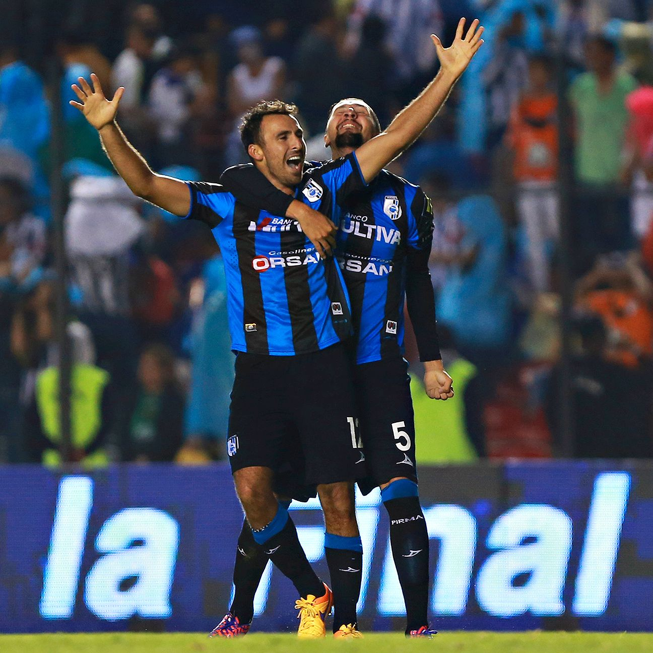 Former Chivas USA defender Jonathan Bornstein sent Queretaro to their first ever final with his decisive goal in the <i>Liguilla</i> semifinals.