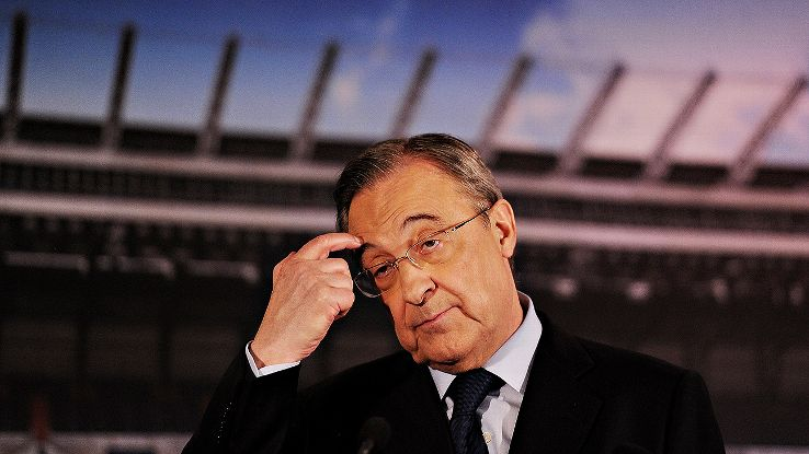 Manager Rafa Benitez isn't the only one feeling the heat at the Bernabeu; Real Madrid president Florentino Perez has also been criticised for his recent decisions.
