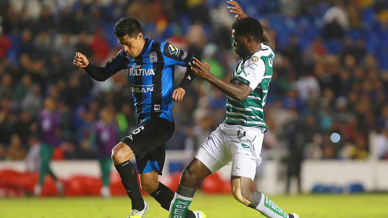 When Santos defeated Queretaro 1-0 back in late January, few could have predicted that the two teams would meet again in the Clausura final.