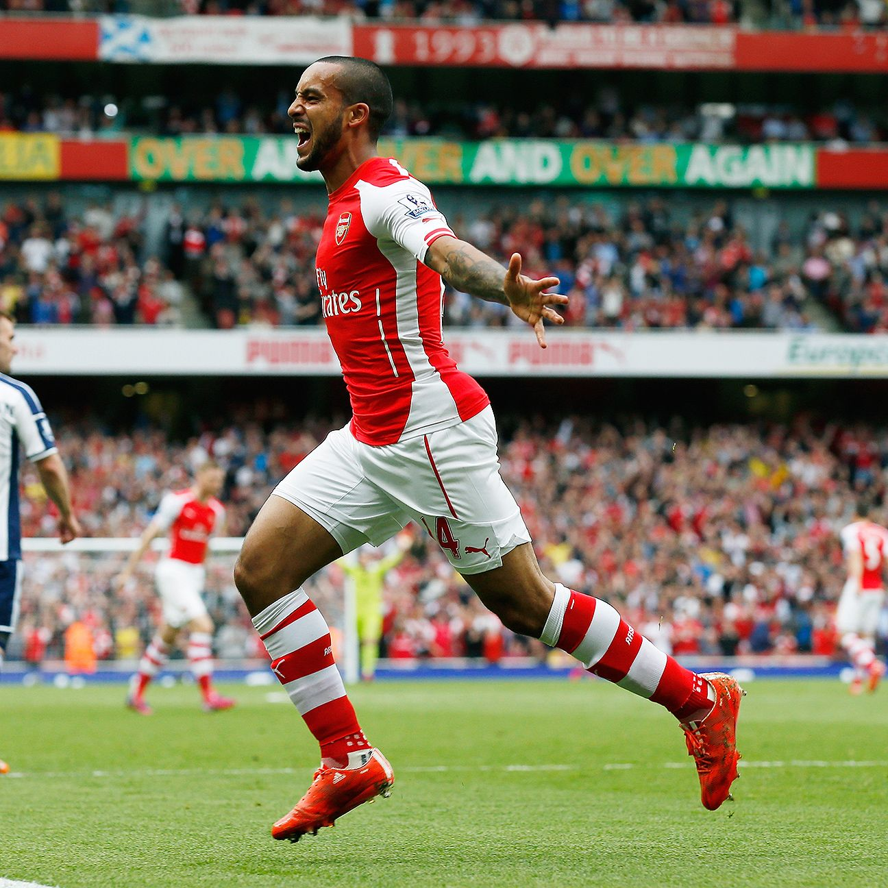 Theo Walcott's final day hat trick scored big for fantasy owners.