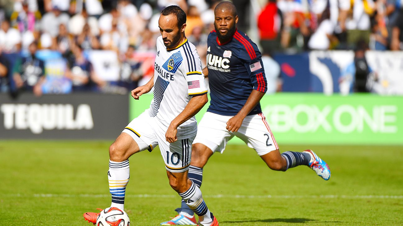 The Revs may have some extra motivation against the Galaxy after losing to them in last year's MLS Cup final.