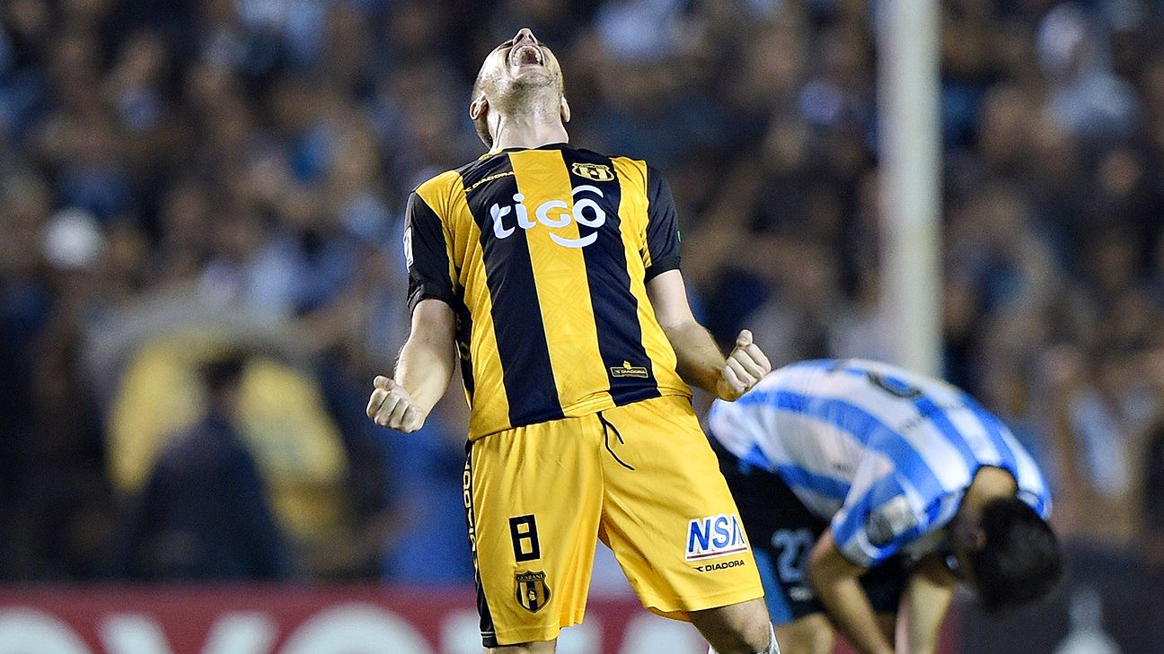 After taking down Racing, Paraguay's Guarani will now face Argentine giants River Plate in the Copa Libertadores semifinals.