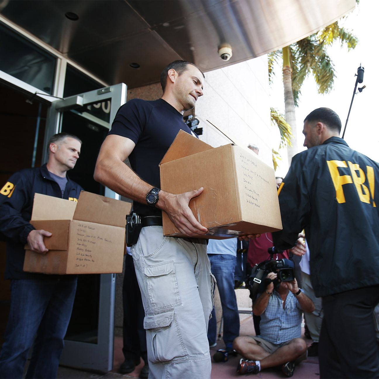 CONCACAF are seeking to become a transparent organization in light of last May's FBI raid on their headquarters in Miami.
