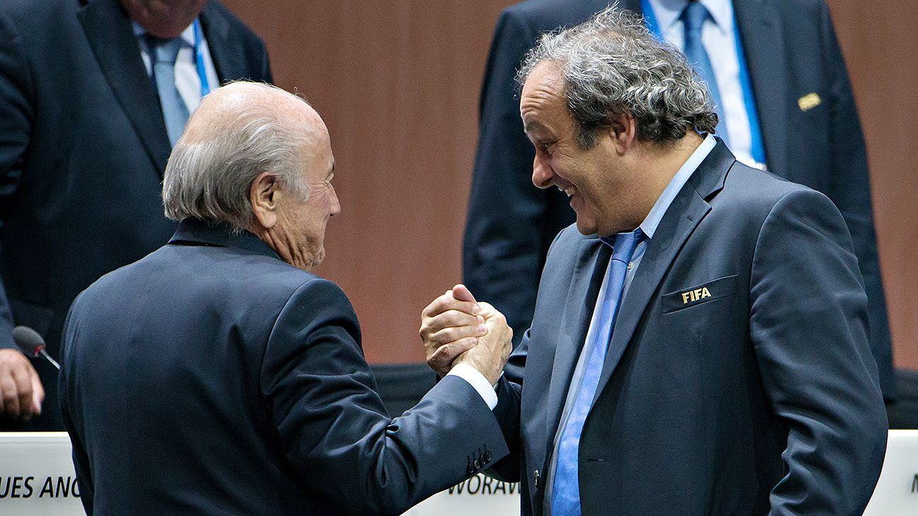 FIFA to ban Sepp Blatter and Michel Platini for seven years - report