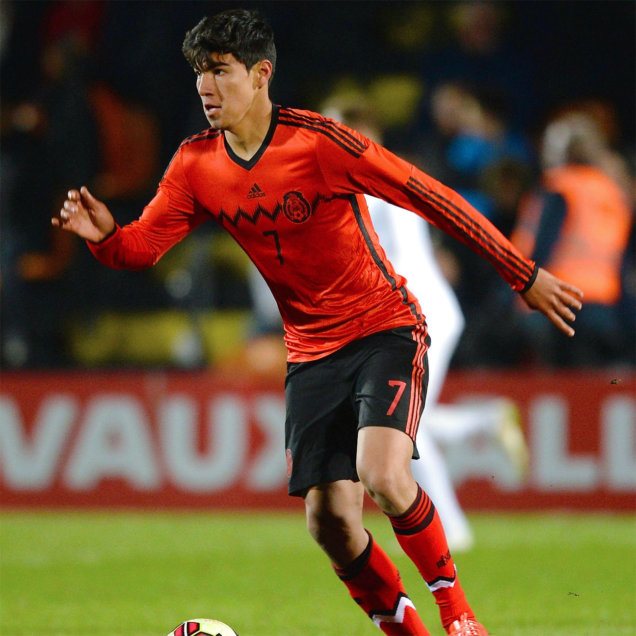 Erick Gutierrez is the next in a line of gifted Mexican left-footed midfielders.