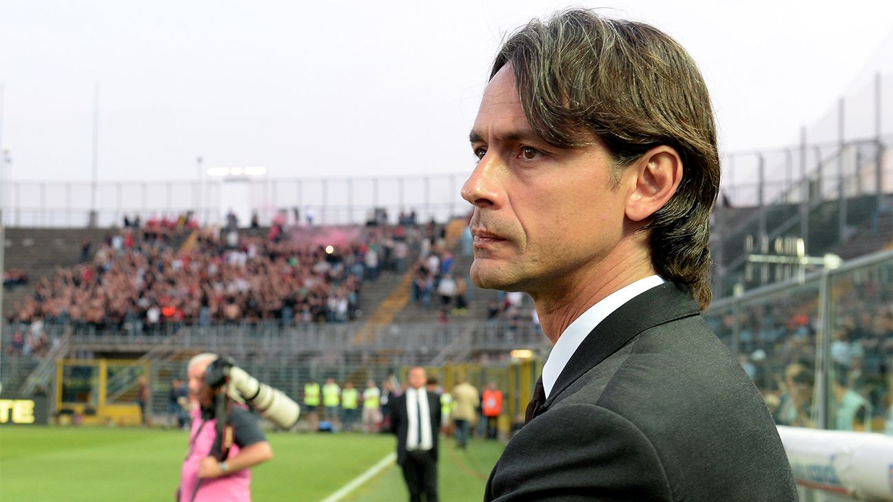 Filippo Inzaghi turned down Chinese Super League offers to coach