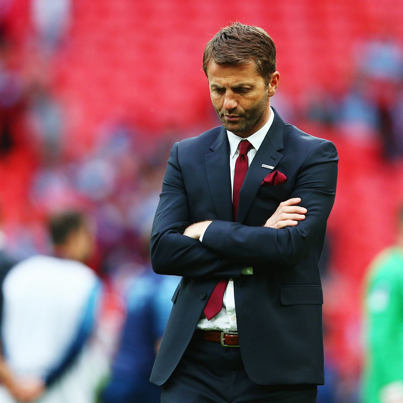 The pressure is on Tim Sherwood to elevate Aston Villa from the relegation zone.