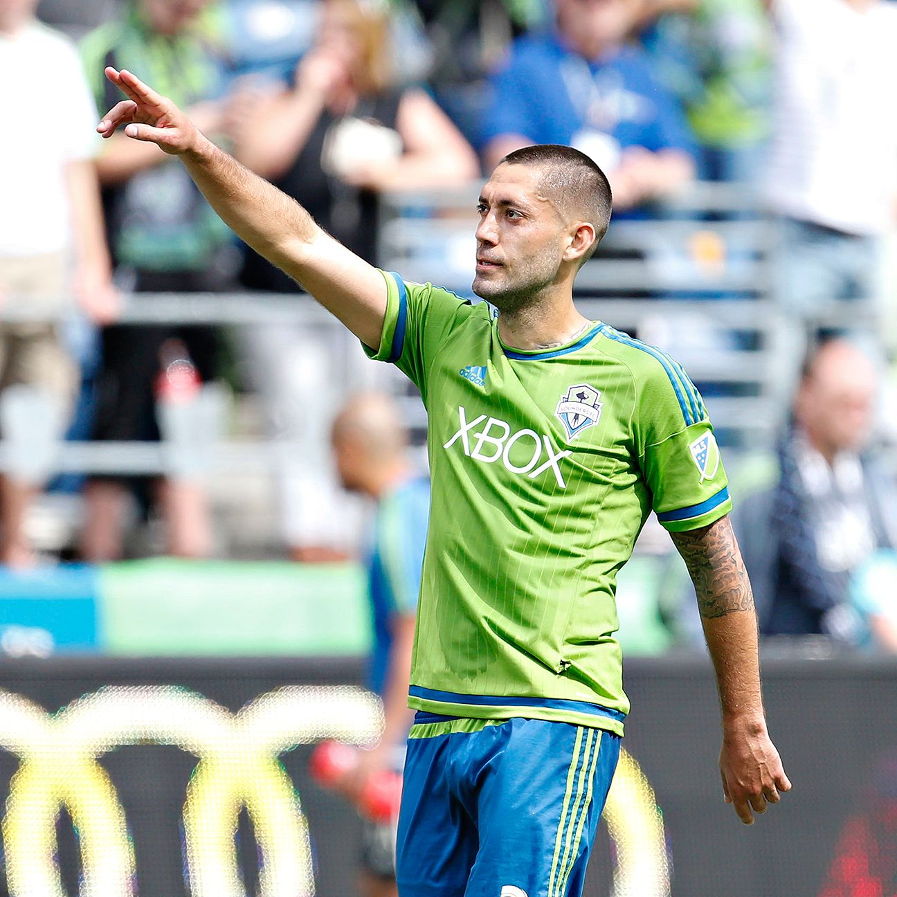 Clint Dempsey and the Seattle Sounders hope to make history becoming MLS' first winner of the CCL.