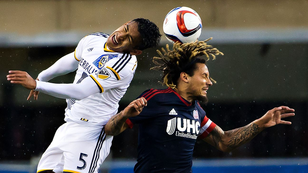The Revolution had to settle for a 2-2 draw, and to top it off, Jermaine Jones left the game with a groin injury.