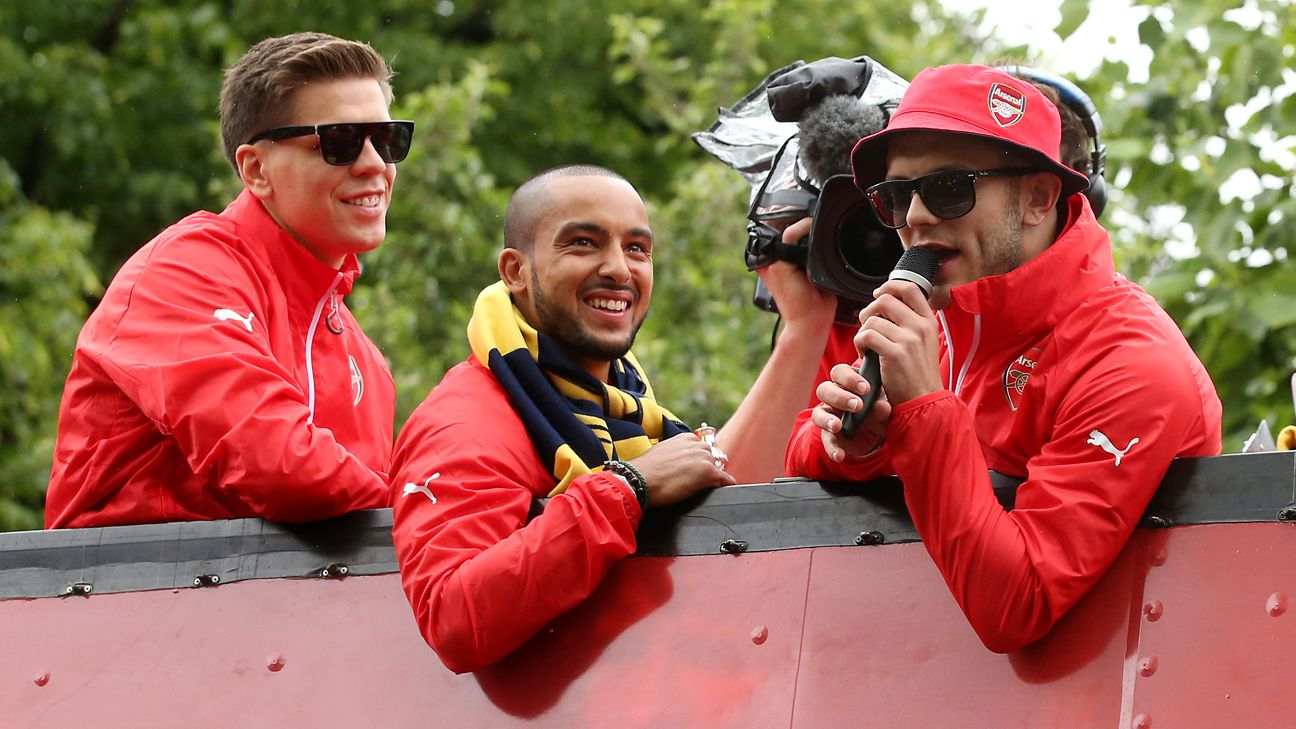 Jack Wilshere must avoid spotlight to focus on his Arsenal career