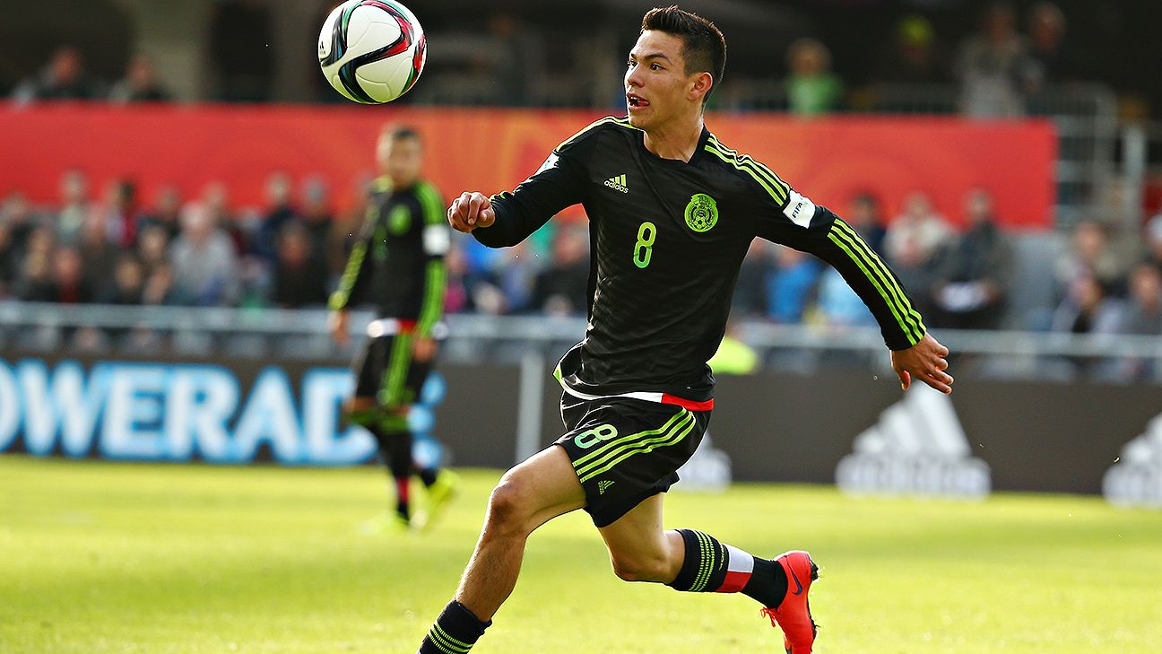 Mexico need win U20 World Cup vs Serbia for round of 16 - ESPN FC