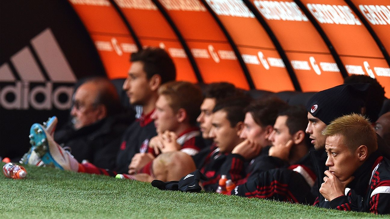 The waiting game for a new manager at AC Milan continues.