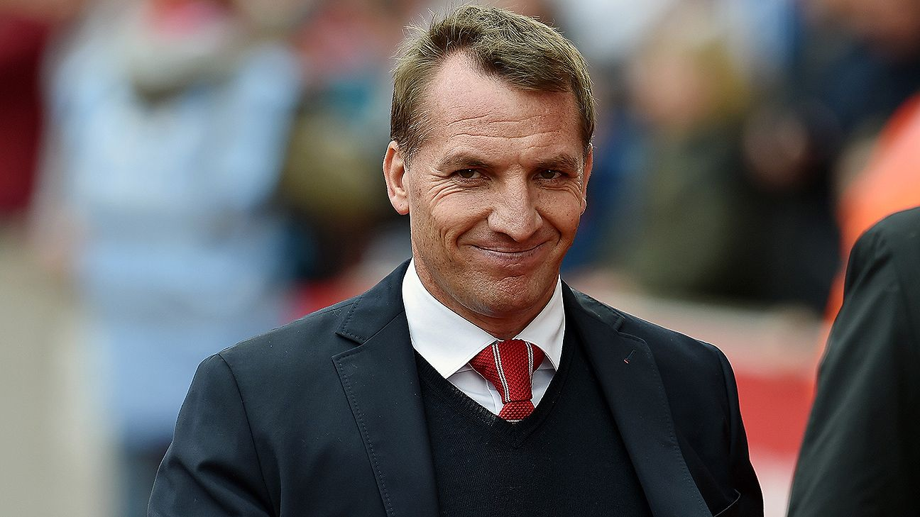 Former Liverpool boss Brendan Rodgers is getting hitched for a second time.
