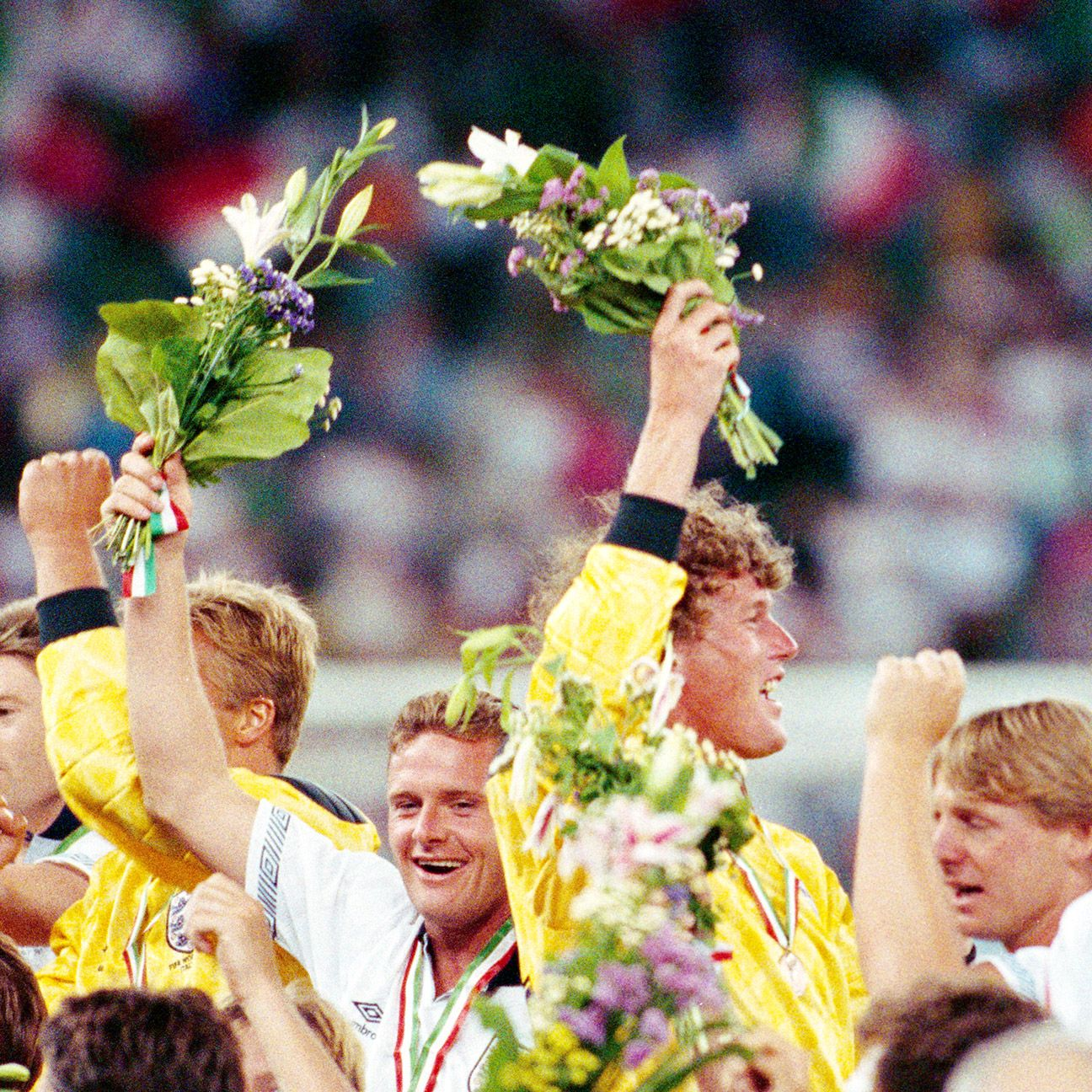 Despite their semifinal defeat, Italia '90 was a success for England, who have not done as well since at a World Cup.