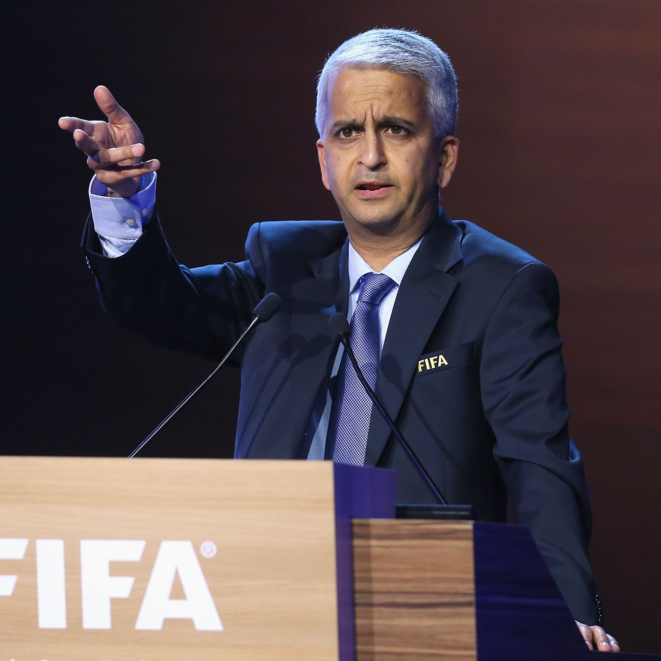 Sunil Gulati will no longer serve as U.S. Soccer Federation president when his term ends next year.