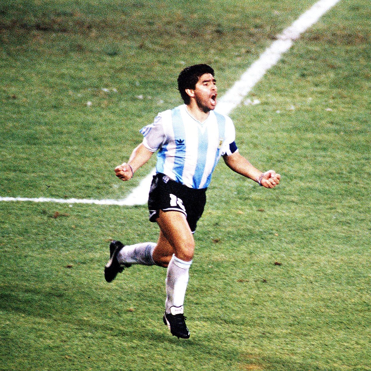 After powering Argentina to World Cup glory in 1986, Diego Maradona had his sights set on another triumph at Italia '90.