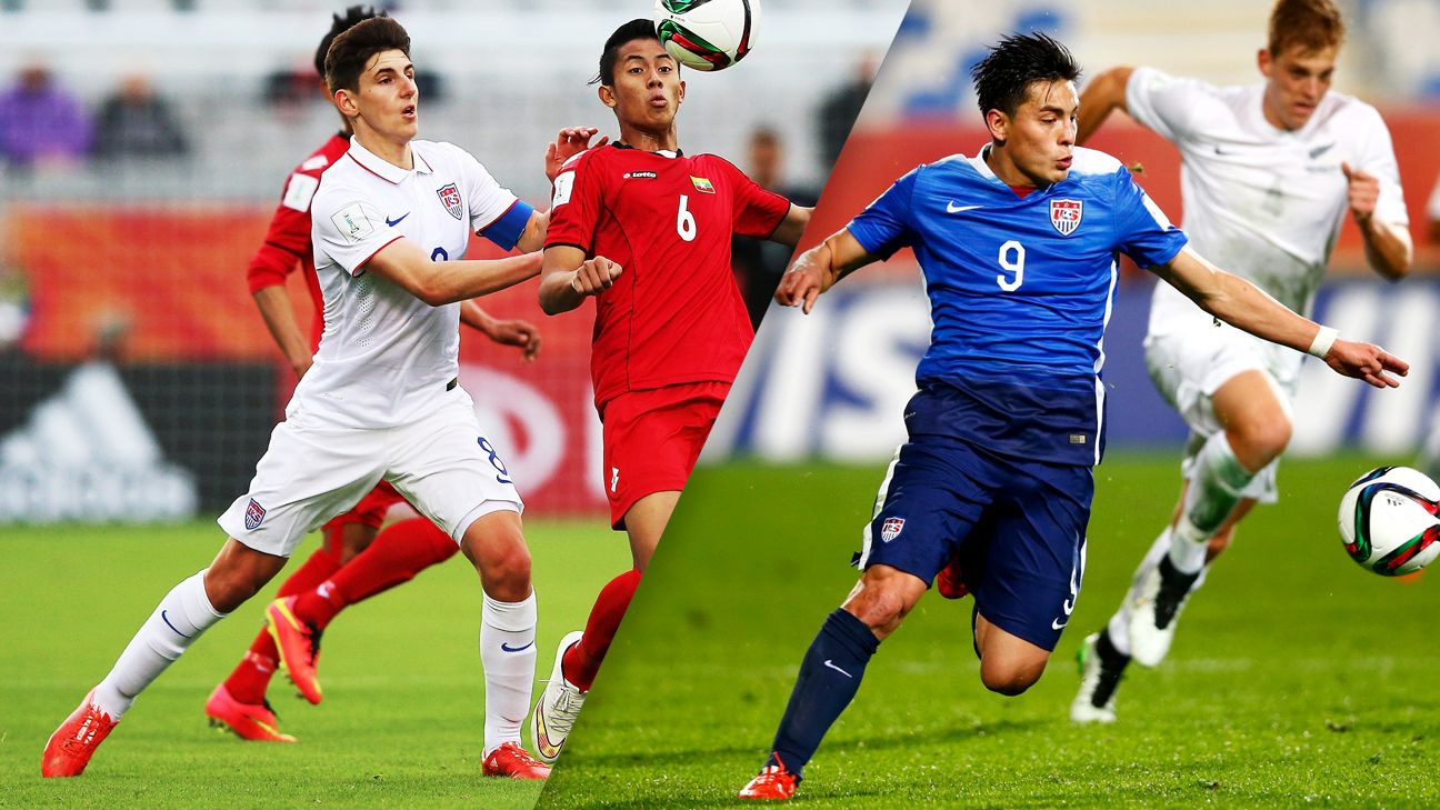 Emerson Hyndman and Rubio Rubin have starred for the U.S. at the Under-20 World Cup.