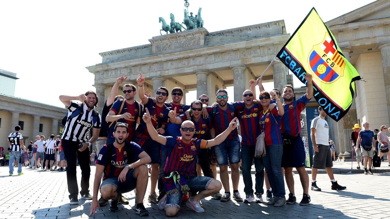 Barcelona fined for fans' pro-Catalonia banners at UCL