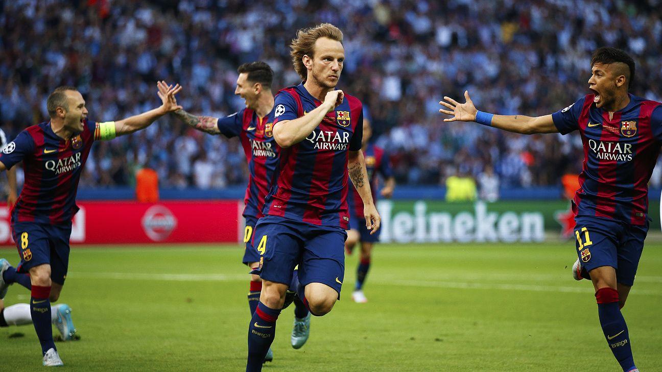 Barcelona's Ivan Rakitic eager to beat Sevilla in Super Cup - ESPN FC