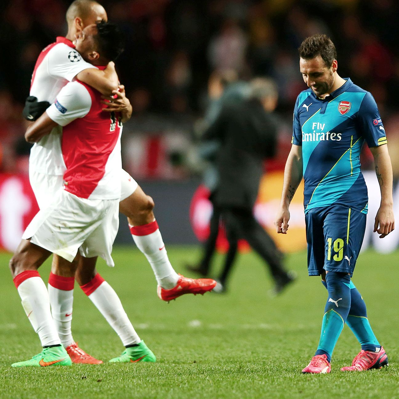 Arsenal's inability to advance to the Champions League quarterfinal round was one of the many failures Premier League clubs experienced in European competition in 2014-15.