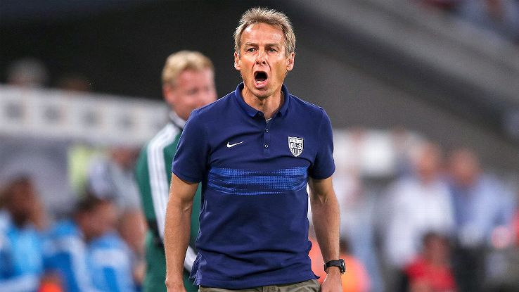 Jurgen Klinsmann is unbeaten in six matches against Mexico as U.S. head coach.