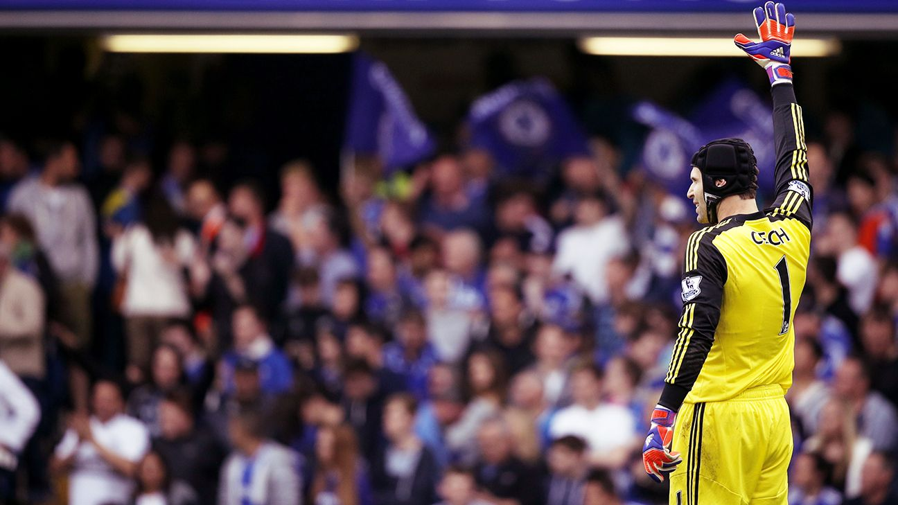 Are Chelsea prepared to lose Petr Cech to Arsenal or Manchester United?