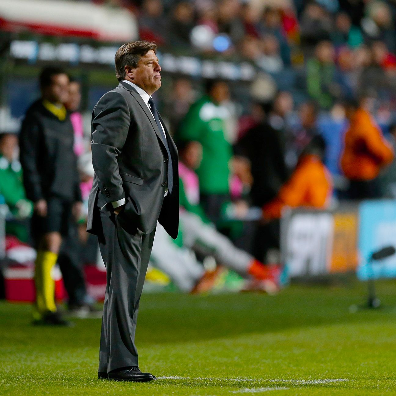 After 20 combustible months, Miguel Herrera's time as Mexico coach has reached its end.