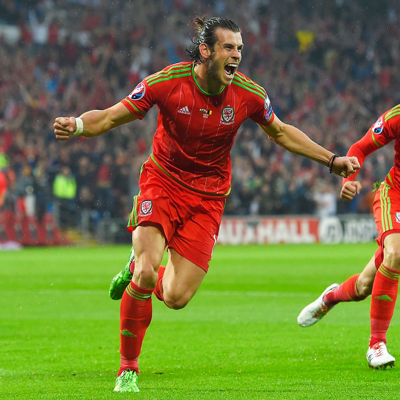 Gareth Bale's winner has Wales sitting pretty atop Group B.